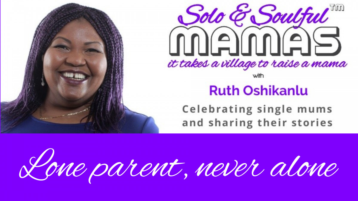 Solo and Soulful Mamas